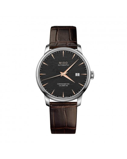 Orologio Mido uomo Baroncelli Chronometer M0274081606100