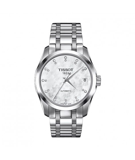 Tissot Orologio Couturier Automatic Lady T0352071111600