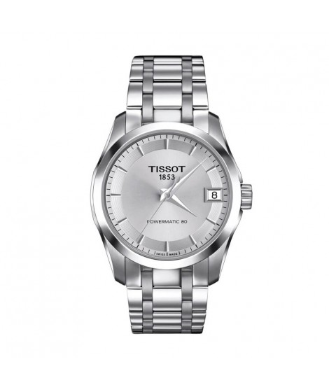 Tissot Orologio Couturier Powermatic 80 Lady T0352071103100