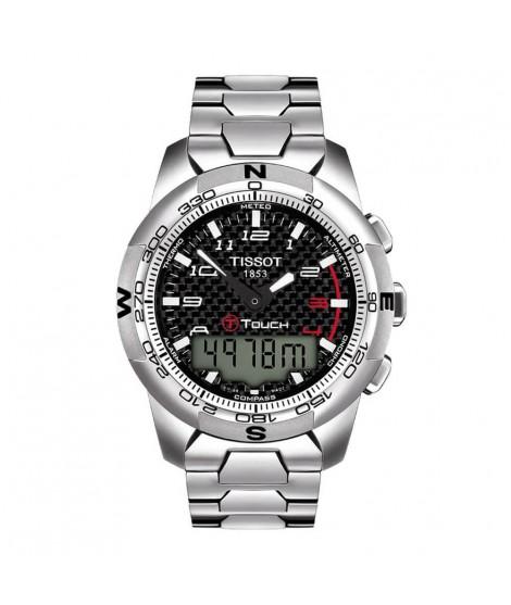 Tissot Orologio uomo T-Touch Expert Titanium T0134204420200