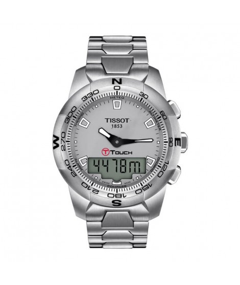 Tissot Orologio T-Touch II Stainless Steel T0474201107100