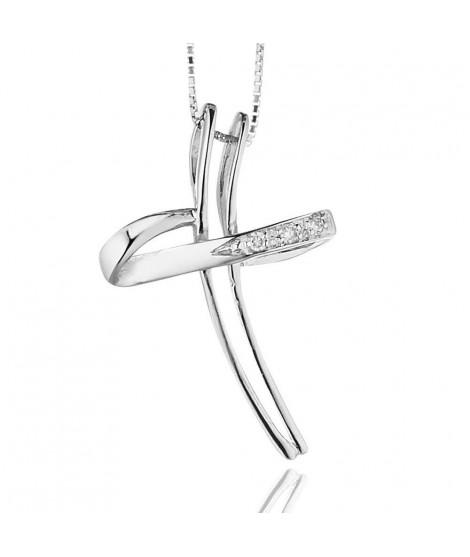 Croce Stilizzata da donna...