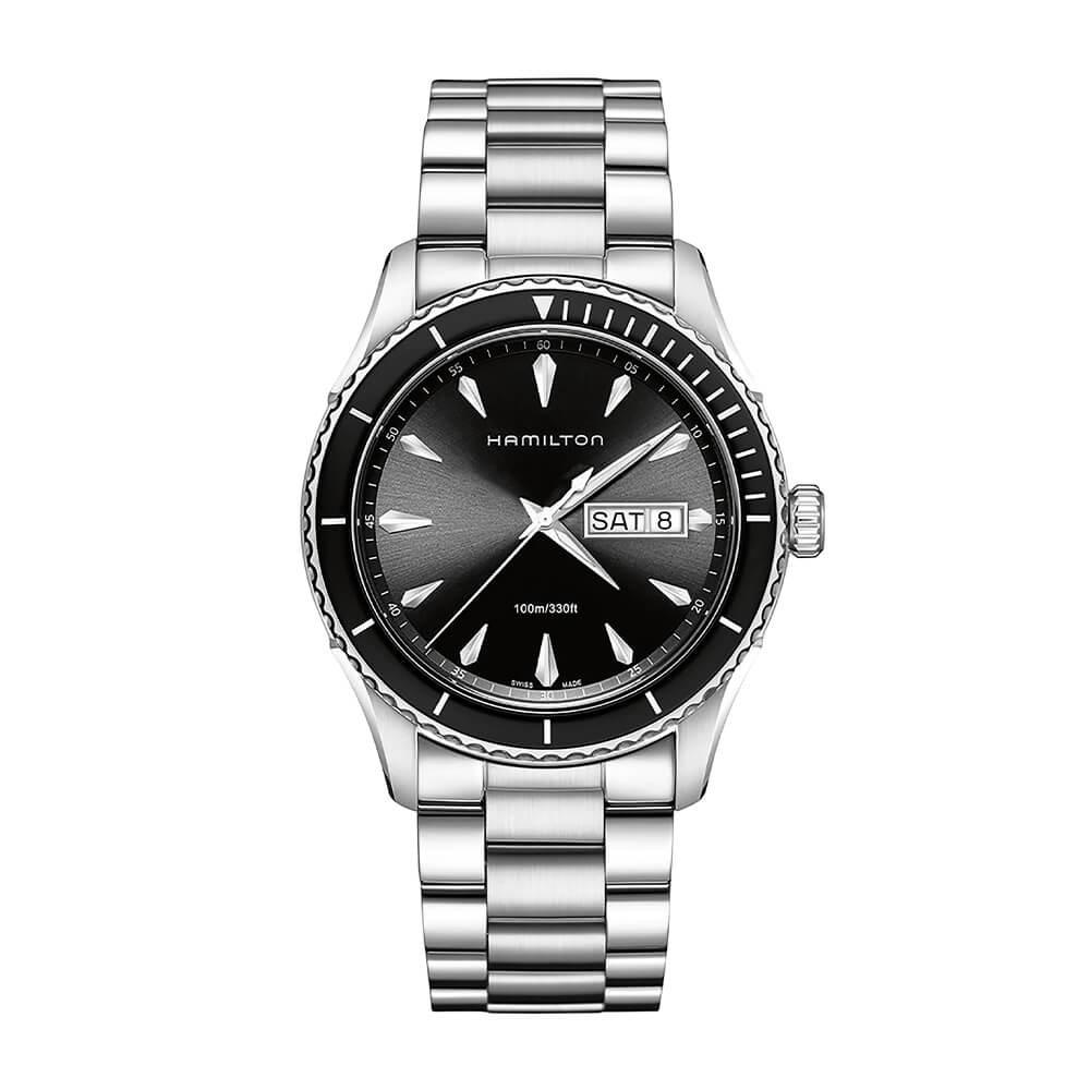 Orologio uomo Hamilton Seaview H37511131