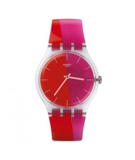 Orologio Swatch donna Lampoonia SUOK117
