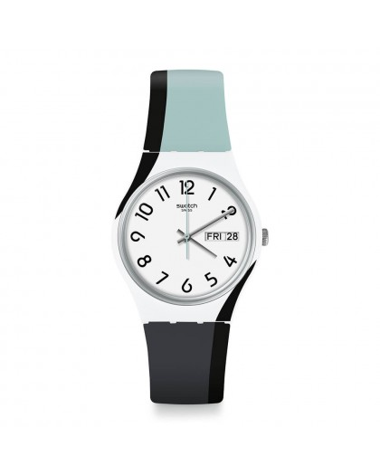 Orologio unisex Swatch Greytwist GW711