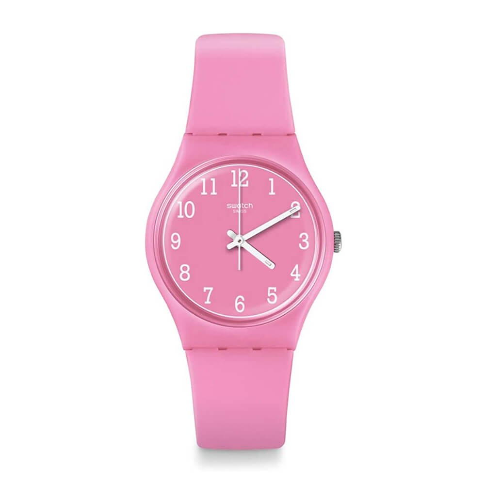Orologio donna solo tempo Swatch Pinkway GP156