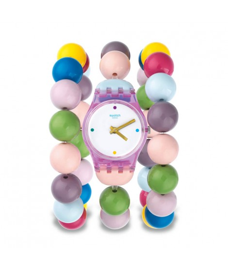 Orologio Swatch Donna Party Beads LP148