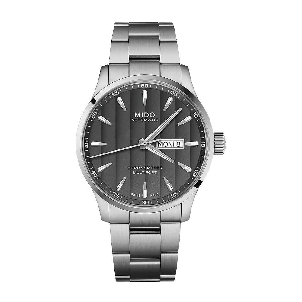 Mido Multifort Chronometer M0384311106100