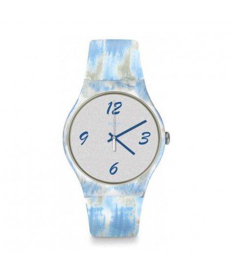 Orologio donna Swatch Bluquarelle SUOW149