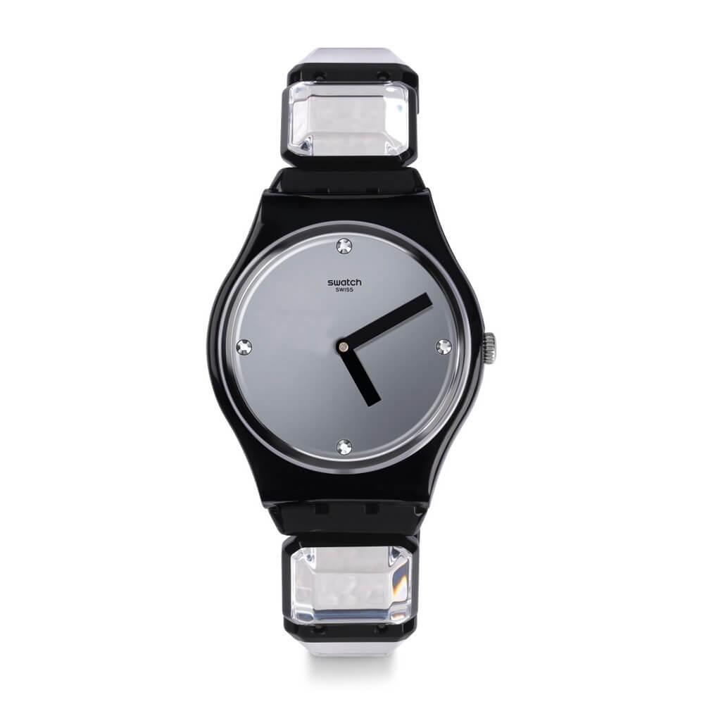 Orologio Luxy Square Swatch unisex GB300B