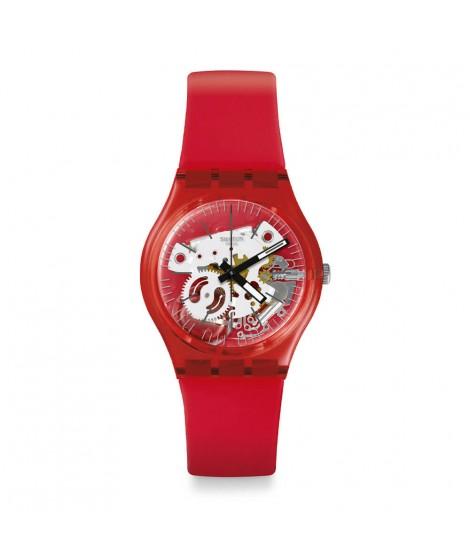 Orologio Swatch Rosso Bianco GR178
