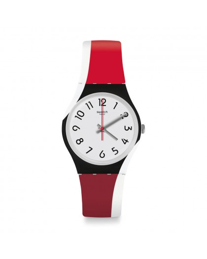 Orologio unisex Swatch Redtwist GW208