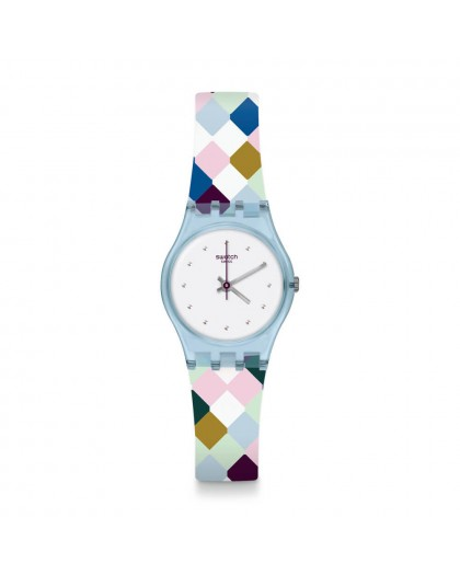 Orologio donna Swatch multicolor Arle-Queen LL120
