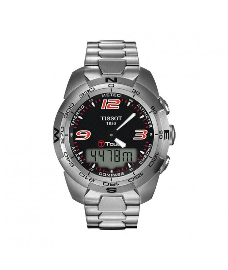 Tissot Orologio T-Touch Expert Stainless Steel T0134201105700