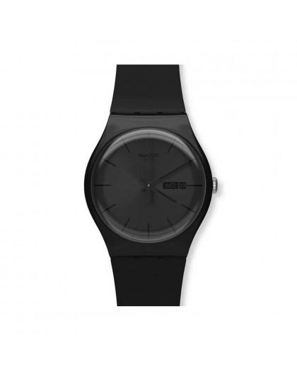 Orologio Swatch unisex Black Rebel SUOB702