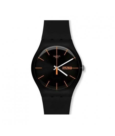 Swatch men's watch Dark...
