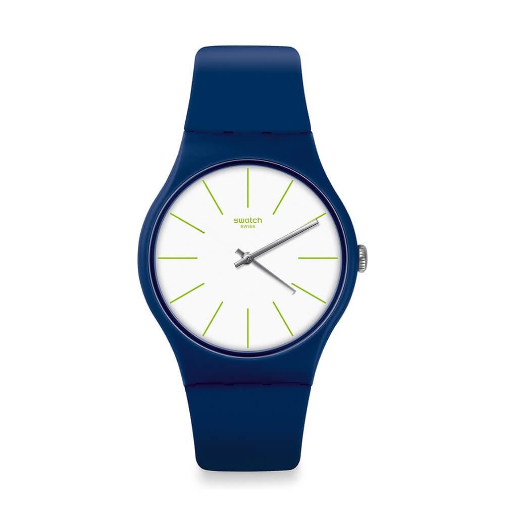 Orologio Swatch unisex Bluesounds SUON127