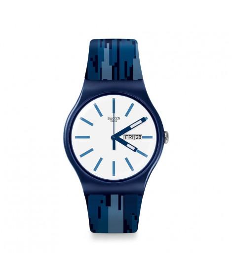 Orologio Swatch Fiammablu...