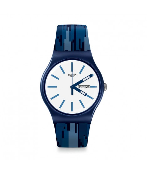 Orologio Swatch Fiammablu SUON712