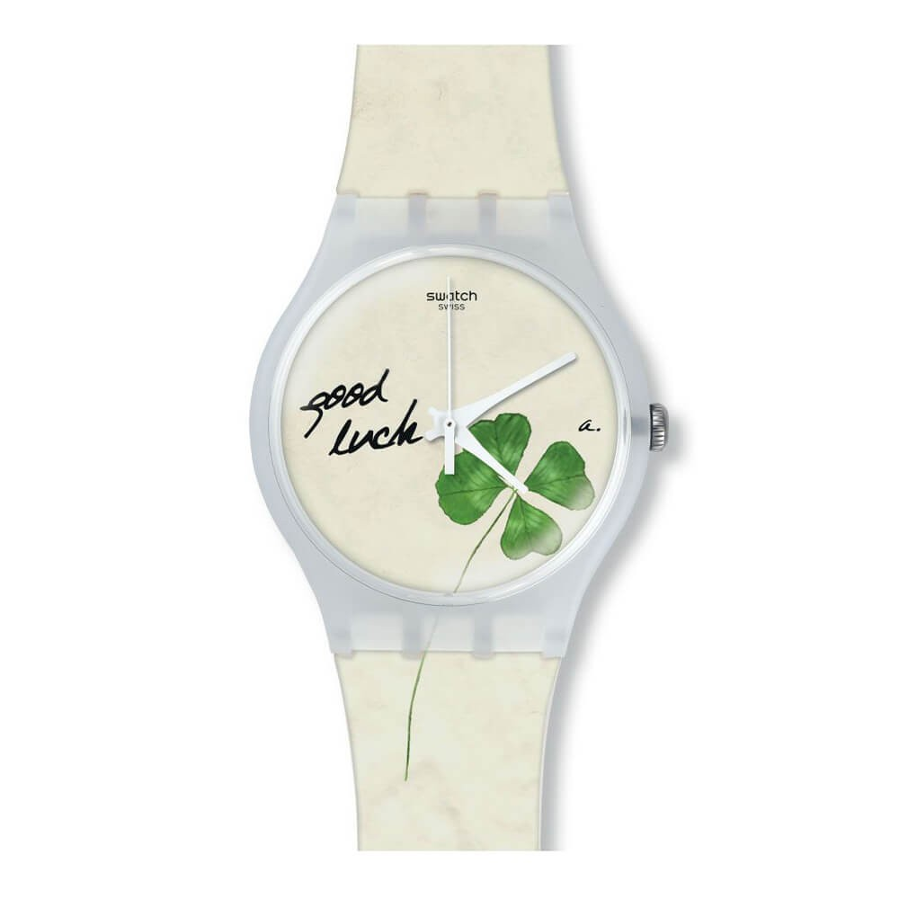 Orologio Swatch donna Exceptionnel Good Luck SUOW119