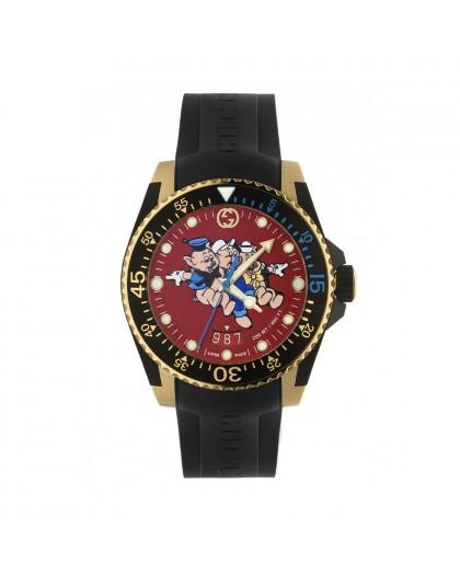 Solo tempo uomo Gucci Dive Special Edition YA136325