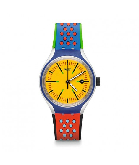 Orologio Swatch Xlite Amarelho YES4015
