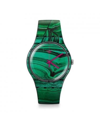 Orologio Swatch unisex Marmora Verde SUOB122