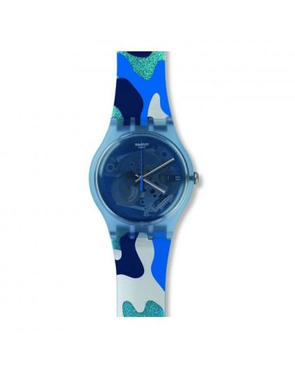 Orologio Swatch Silverscape SUOZ215