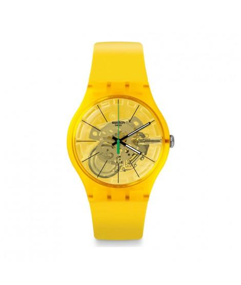 Orologio Swatch Bio Lemon SUOJ108