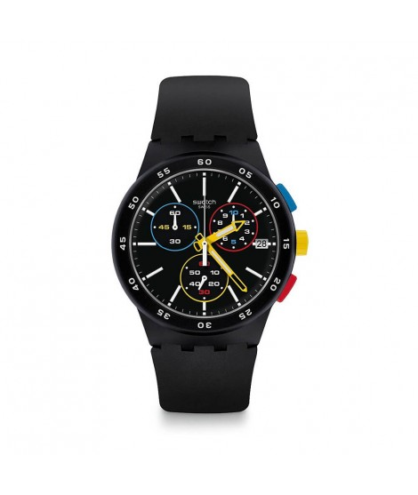Swatch Black-One Watch SUSB416