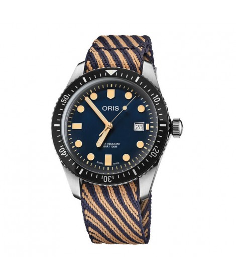 Oris Divers orologio uomo 73377204035