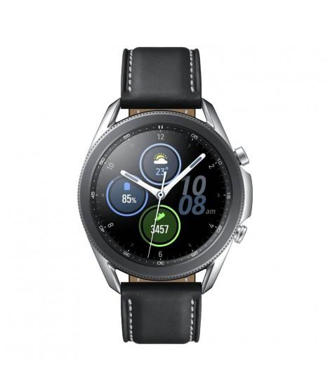 Watch Samsung Galaxy 3 R840 45mm Bluetooth - Silver EU
