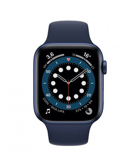 Apple watch serie 6 GPS 44mm - Aluminium Blue EU