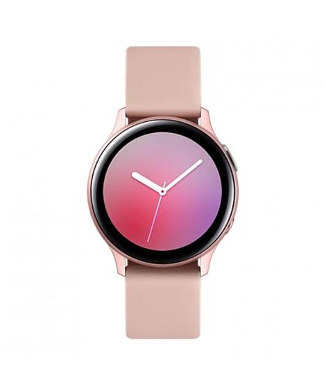 Watch Samsung Galaxy Active 2 R830 40mm Aluminium Rose Gold with Sport Band - Pink EU