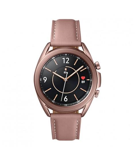 Smartwatch Samsung Galaxy Watch3 LTE - Bronze - 41mm