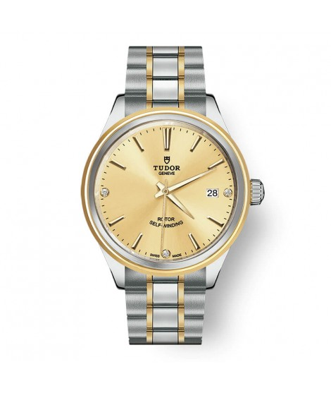 Tudor Style watch with...
