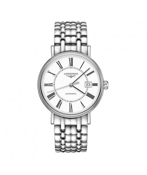 Longines presence orologio uomo automatico L49224116