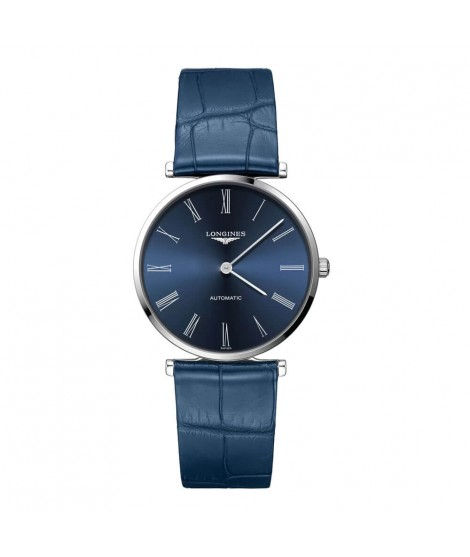 Longines Le grand Classique 36mm blu L49084942