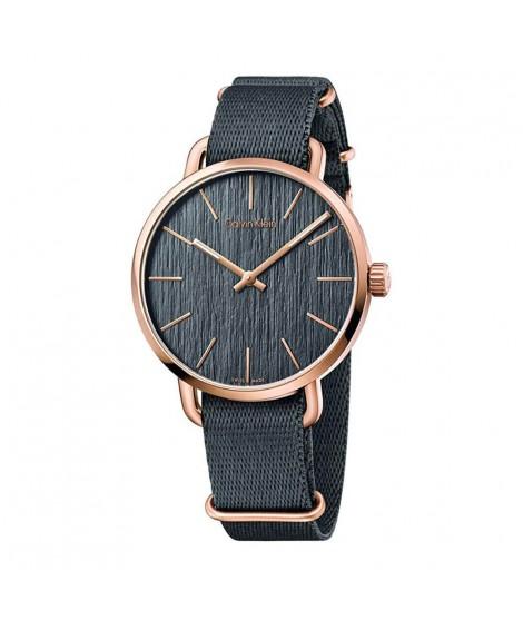 Orologio da uomo al quarzo Calvin Klein Even K7B216P3