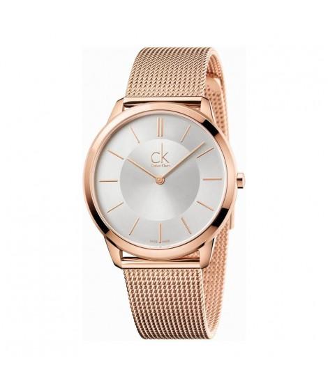Calvin Klein Minimal, orologio da uomo al quarzo K3M21626