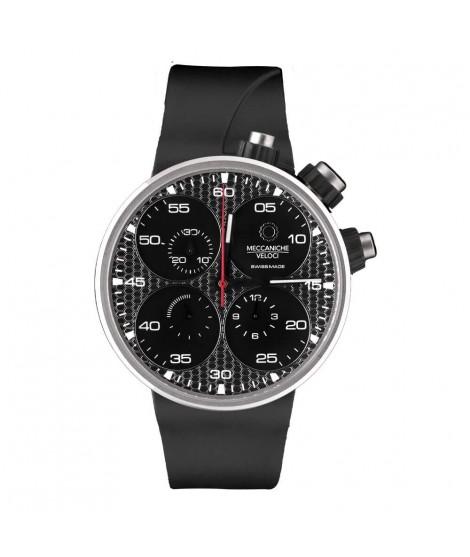 Cronografo automatico Meccaniche Veloci Quattrovalvole W123N379