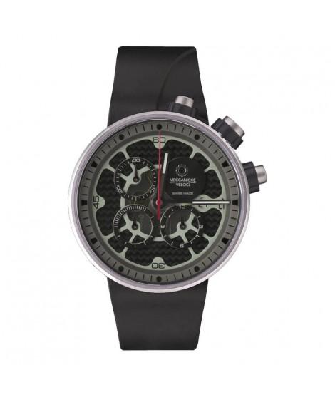 Cronografo Quattrovalvole Naked 44mm Meccaniche Veloci W123N348