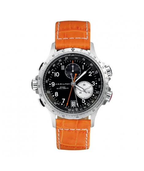 Hamilton khaki aviation orologio crono quarzo uomo H77612933