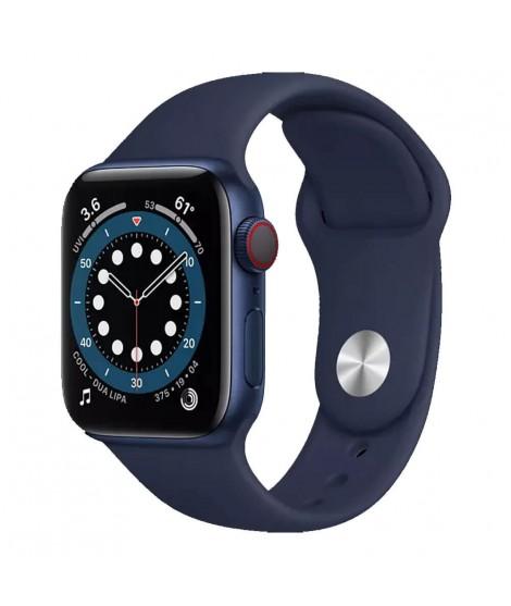 Smartwatch Apple Watch serie 6 - 40mm blu - Black EU